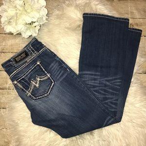 Miss Me Easy Boot Cut Denim Jeans